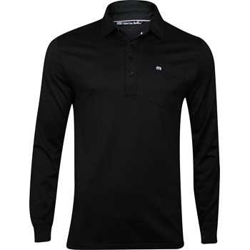 Travis Mathew Long OG Shirt Polo Long Sleeve Apparel
