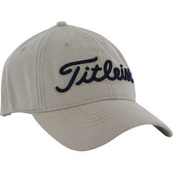 Titleist Cotton Canvas Headwear Cap Apparel