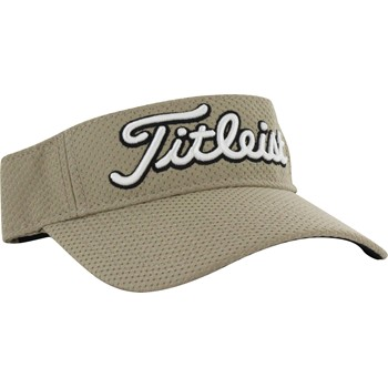 Titleist Low Profile Cubic Mesh Headwear Visor Apparel