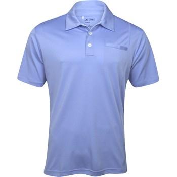 Adidas ClimaLite Pique Pocket Shirt Polo Short Sleeve Apparel