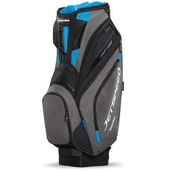 TaylorMade JetSpeed Cart Golf Bag