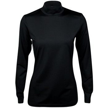 Nike Dri-Fit Pro L/S Mock Shirt Polo Long Sleeve Apparel