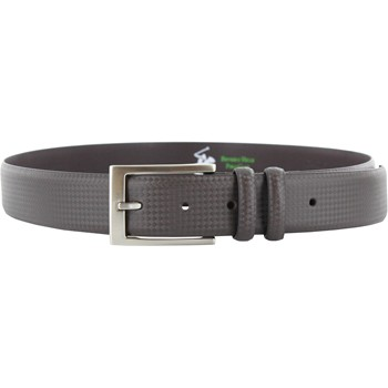 Beverly Hills Polo Club Diamond Emboss Accessories Belts Apparel