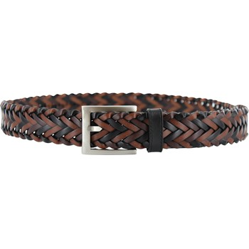 Beverly Hills Polo Club Multi-Color Braid Accessories Belts Apparel