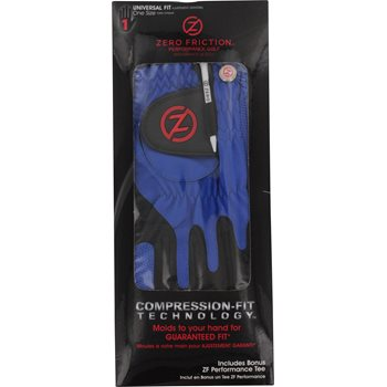 Zero Friction Universal Fit Compression Golf Glove Gloves