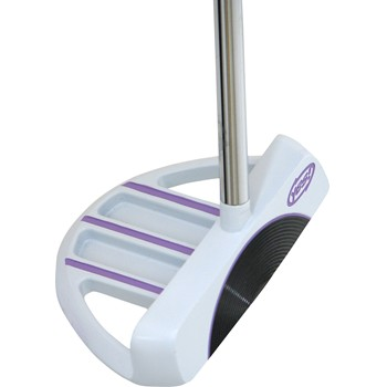 Yes! Stacy 12 White Putter Preowned Golf Club