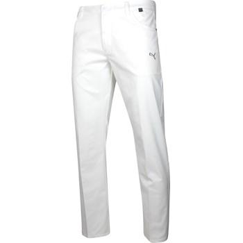 Puma Tech 6 Pocket Pants Flat Front Apparel