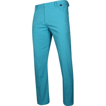 Puma Tech 6 Pocket Pants Flat Front Apparel