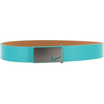Nike Sleek Modern Plaque Accessories Belts Apparel