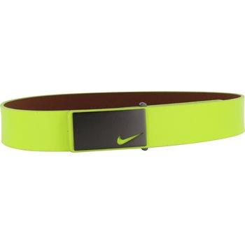 Nike Sleek Modern Plaque Accessories Belts Apparel