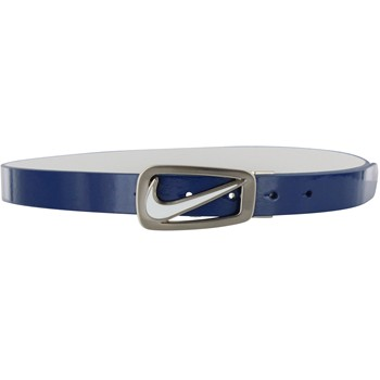 Nike Swoosh Cutout Skinny Reversible Accessories Belts Apparel