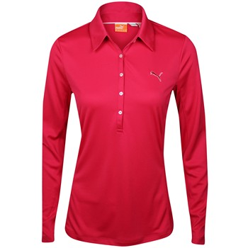 Puma Golf L/S Shirt Polo Long Sleeve Apparel