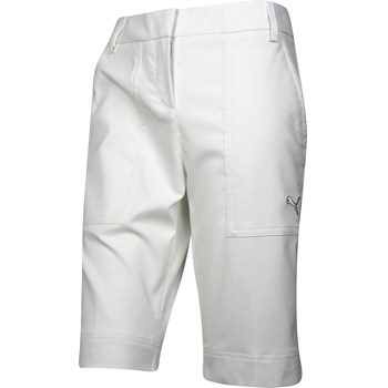 Puma Golf Tech Flat Front Shorts Flat Front Apparel