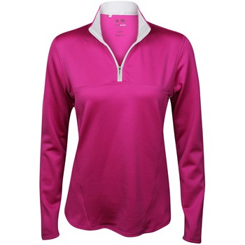 Adidas ClimaWarm+ 1/4 Zip Outerwear Pullover Apparel