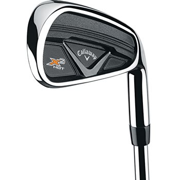 Callaway X2 Hot Pro Iron Set Preowned Golf Club