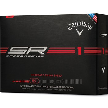 Callaway Speed Regime 1 Golf Ball Balls