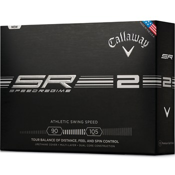 Callaway Speed Regime 2 Golf Ball Balls