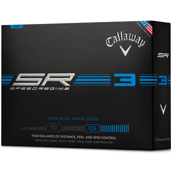 Callaway Speed Regime 3 Golf Ball Balls