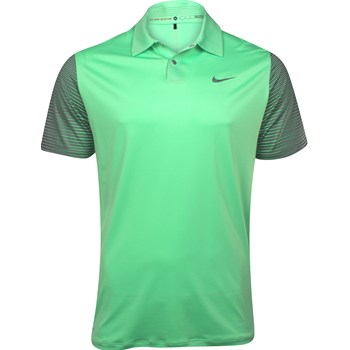 Nike TW Dri-Fit Performance Graphic Shirt Polo Short Sleeve Apparel