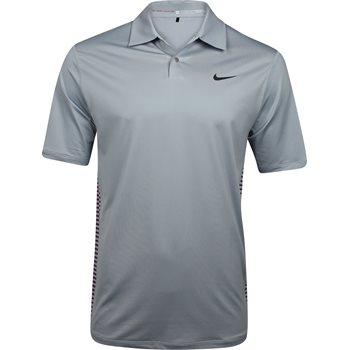 Nike TW Dri-Fit Stretch Engineered Stripe Shirt Polo Short Sleeve Apparel