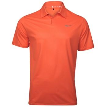 Nike TW Dri-Fit Embossed Shirt Polo Short Sleeve Apparel