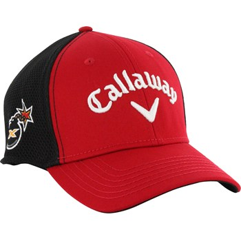 Callaway Tour Mesh Fitted Headwear Cap Apparel