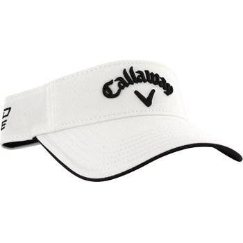 Callaway Tour Lo-Pro Adjustable Headwear Visor Apparel