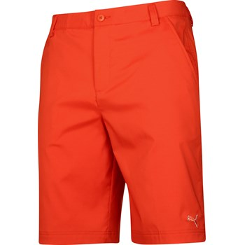 Puma Solid Tech Shorts Flat Front Apparel