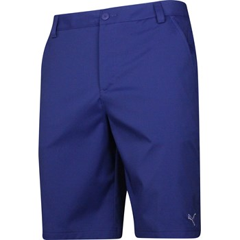 Puma Solid Tech Shorts Flat Front Apparel