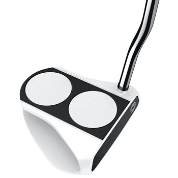 Odyssey Versa 90 2-Ball  White SuperStroke Putter Preowned Golf Club