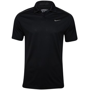 Nike Dri-Fit Light Weight Tech Shirt Polo Short Sleeve Apparel