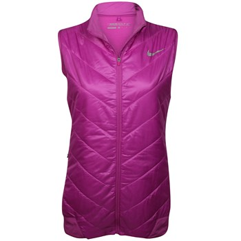 Nike Thermal Mapping Full Zip Outerwear Vest Apparel