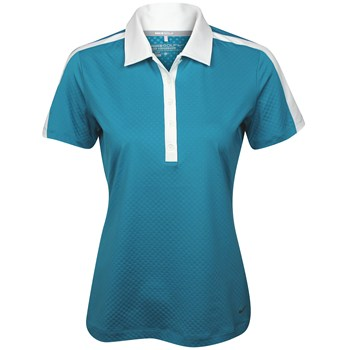 Nike Dri-Fit Embossed Dotted Shirt Polo Short Sleeve Apparel