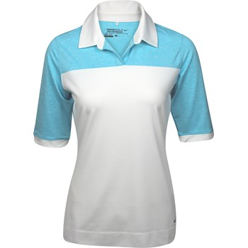 Nike Dri-Fit Heather Solid Shirt Polo Short Sleeve Apparel