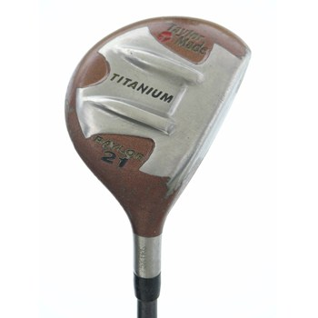 TaylorMade Titanium Bubble Raylor Fairway Wood Preowned Golf Club
