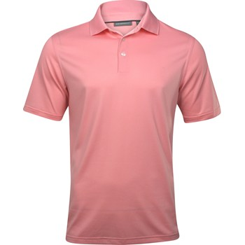 Ashworth EZ-TEC2 Performance EZ-SOF Solid Shirt Polo Short Sleeve Apparel