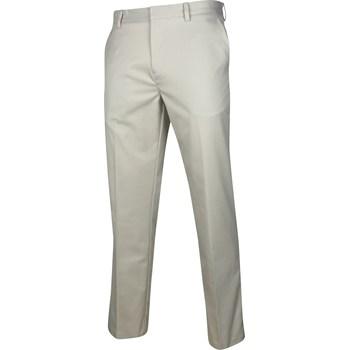 Ashworth EZ-TEC2 Performance Solid Stretch Pants Flat Front Apparel