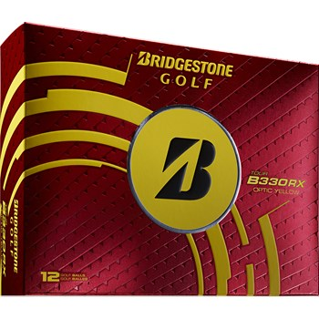 Bridgestone Tour B330-RX Yellow 2014 Golf Ball Balls