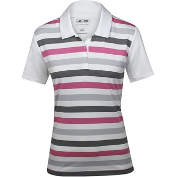 Adidas Puremotion ClimaCool Merch Stripe Shirt Polo Short Sleeve Apparel