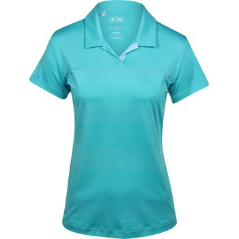 Adidas Puremotion Print 3-Stripes Shirt Polo Short Sleeve Apparel