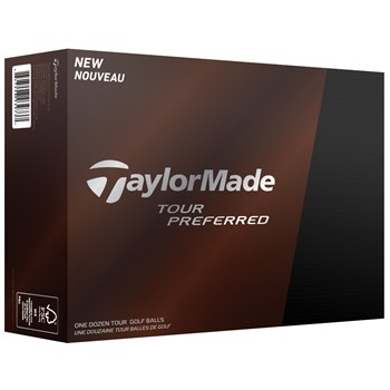 TaylorMade Tour Preferred 2014 Golf Ball Balls