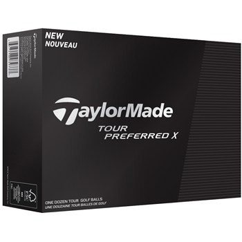 TaylorMade Tour Preferred X 2014 Golf Ball Balls