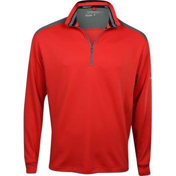 Nike Dri-Fit Performance 1/2-Zip Outerwear Pullover Apparel