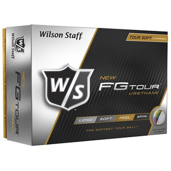 Wilson Staff FG Tour 4-Piece Golf Ball Balls