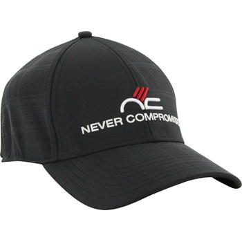 Never Compromise Tonal Plaid Headwear Cap Apparel