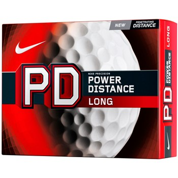 Nike Power Distance Long 2014 Golf Ball Balls