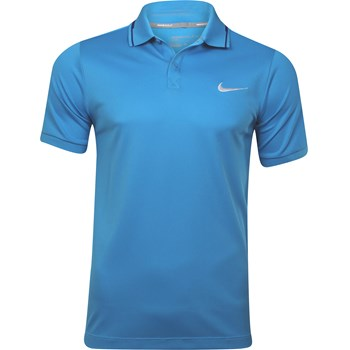 Nike Dri-Fit Swing Movement Slim-Fit Shirt Polo Short Sleeve Apparel