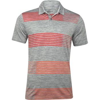 Nike Dri-Fit Sport Pile Stripe Slim-Fit Shirt Polo Short Sleeve Apparel