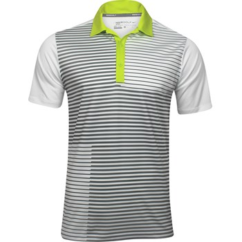Nike Dri-Fit Sport Pattern Slim-Fit Shirt Polo Short Sleeve Apparel