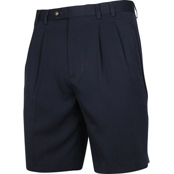 Cutter & Buck DryTec Gaberdine Microfiber Shorts Pleated Apparel